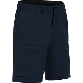 Peak Performance M's Treck Cargo Shorts Salute Blue